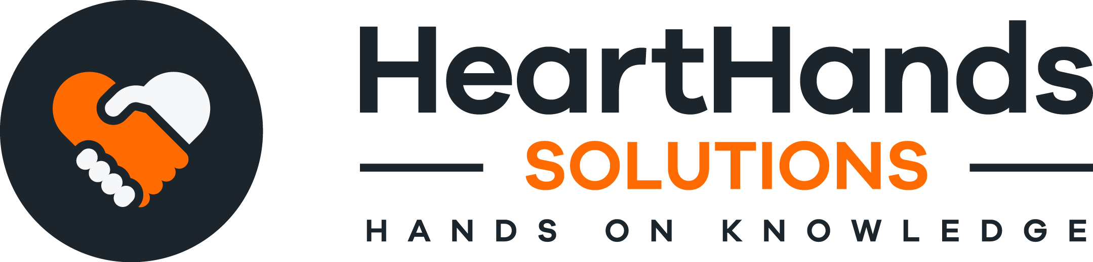 HEARTHANDS SOLUTIONS logo